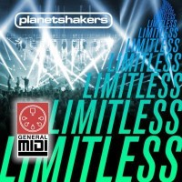 midi LIMITLESS from limitless album from PlanetShakers Band (melody line included)